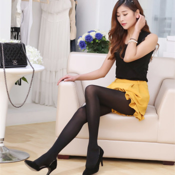 The new anti pilling snagging no cut free steel Stockings Pantyhose