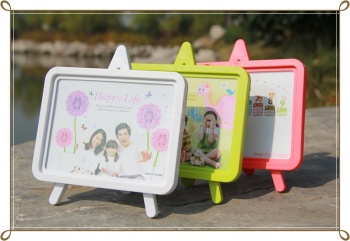 Photo frame picture frame supports simple Korean augmentation photo frame table photo frames