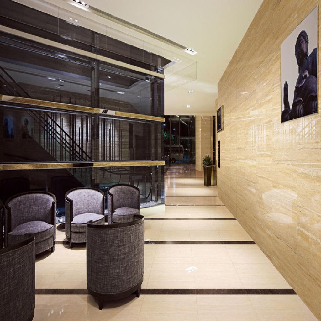 马可波罗瓷砖 抛光砖 法兰西木纹 墙砖 地砖 600x600