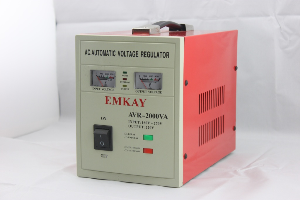马达式丶电子式稳压器