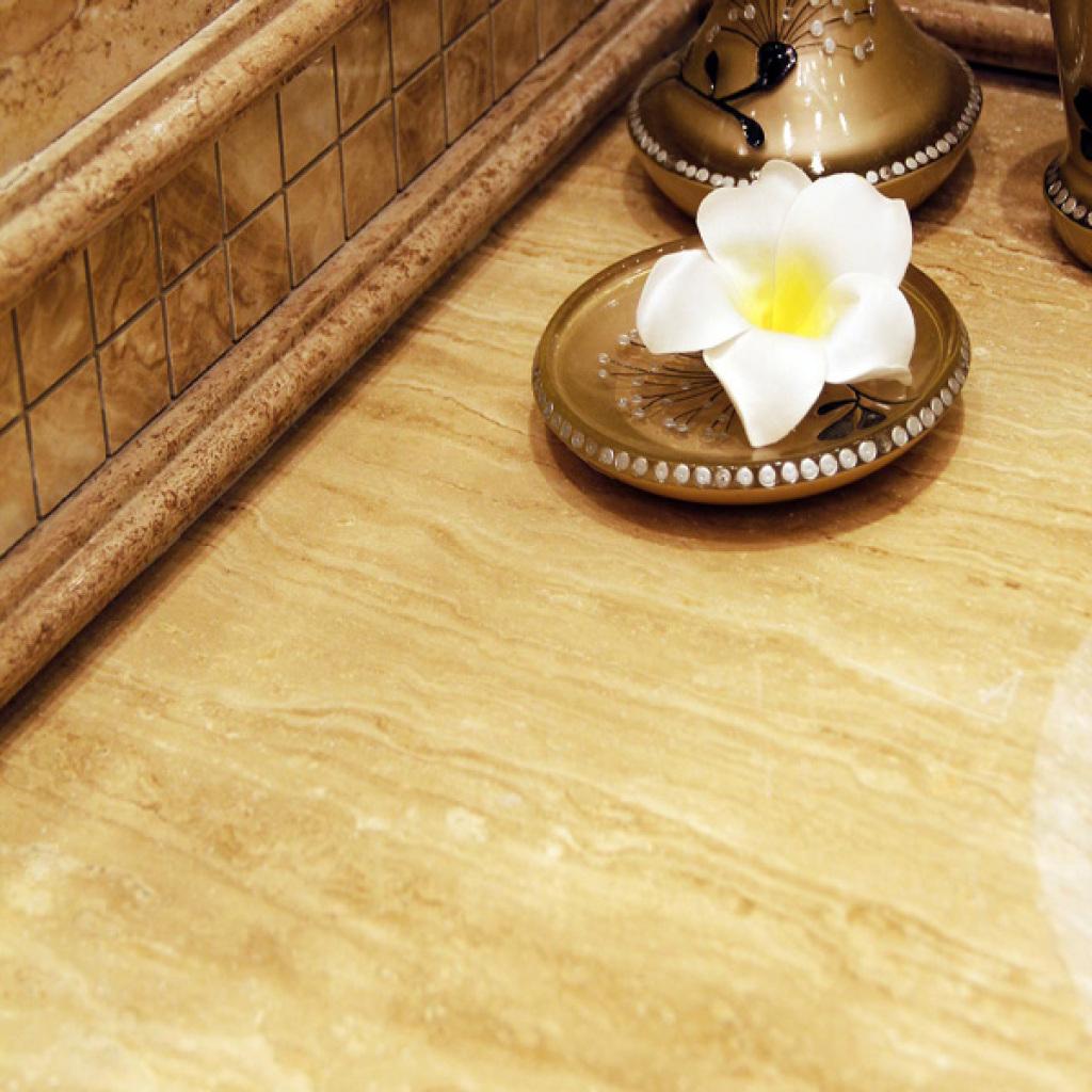 马可波罗瓷砖 抛光砖 法兰西木纹