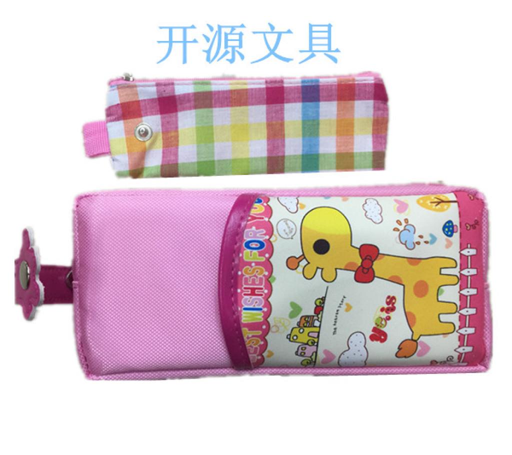 韩国可爱文具笔袋