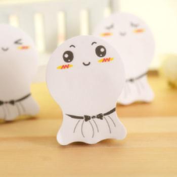 日韩文具 晴天娃娃 便利贴 可爱笑脸便签纸 n次贴w