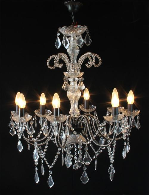 L86874-A popular classic chandelier crystal chandelier the restaurant lobby chandelier
