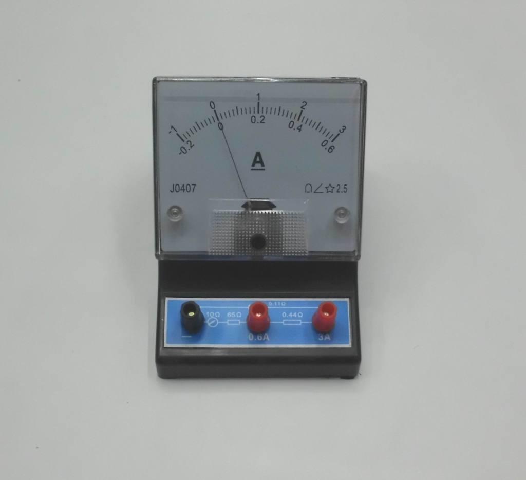 直流电流�:`yfj_科学仪器实验耗材教学用直流电流表