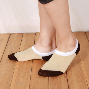 Low boat socks socks socks men invisible socks deodorant summer bamboo fiber socks