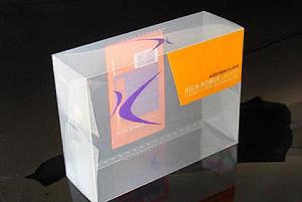 pet 盒 包装盒 透明长方形盒 塑料盒