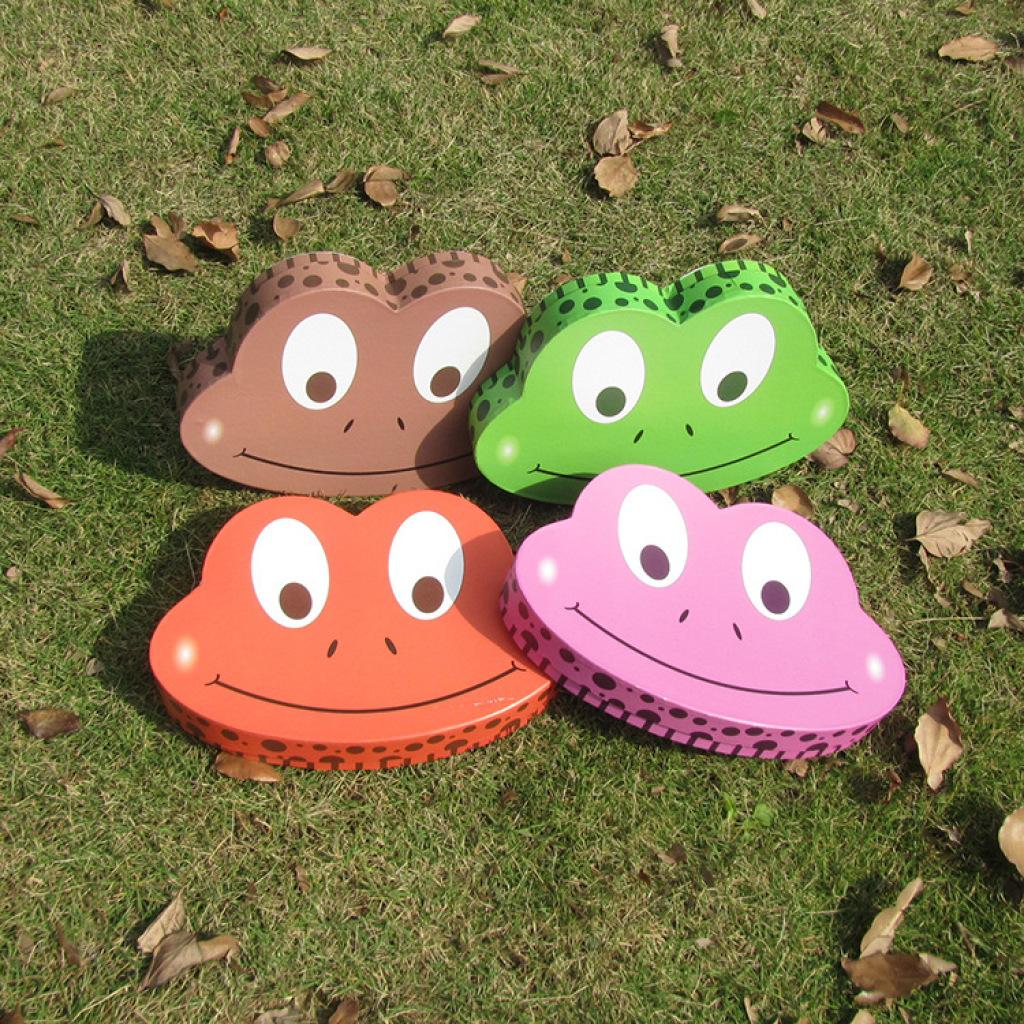 可爱28格青蛙巧克力盒 卡通造型糖果盒圣诞节礼品盒j4915
