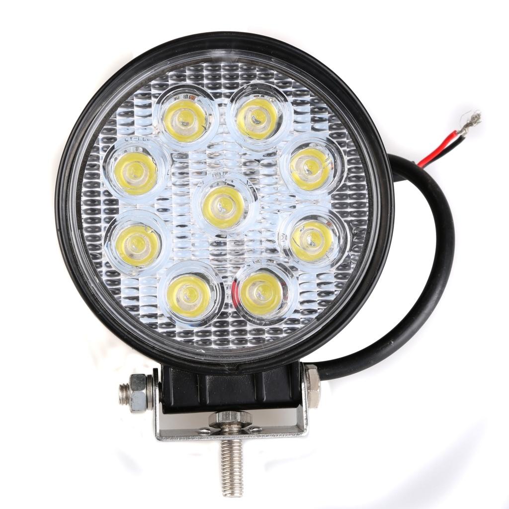 27w Led Work Light : Supply w led work light lamp flood vol
