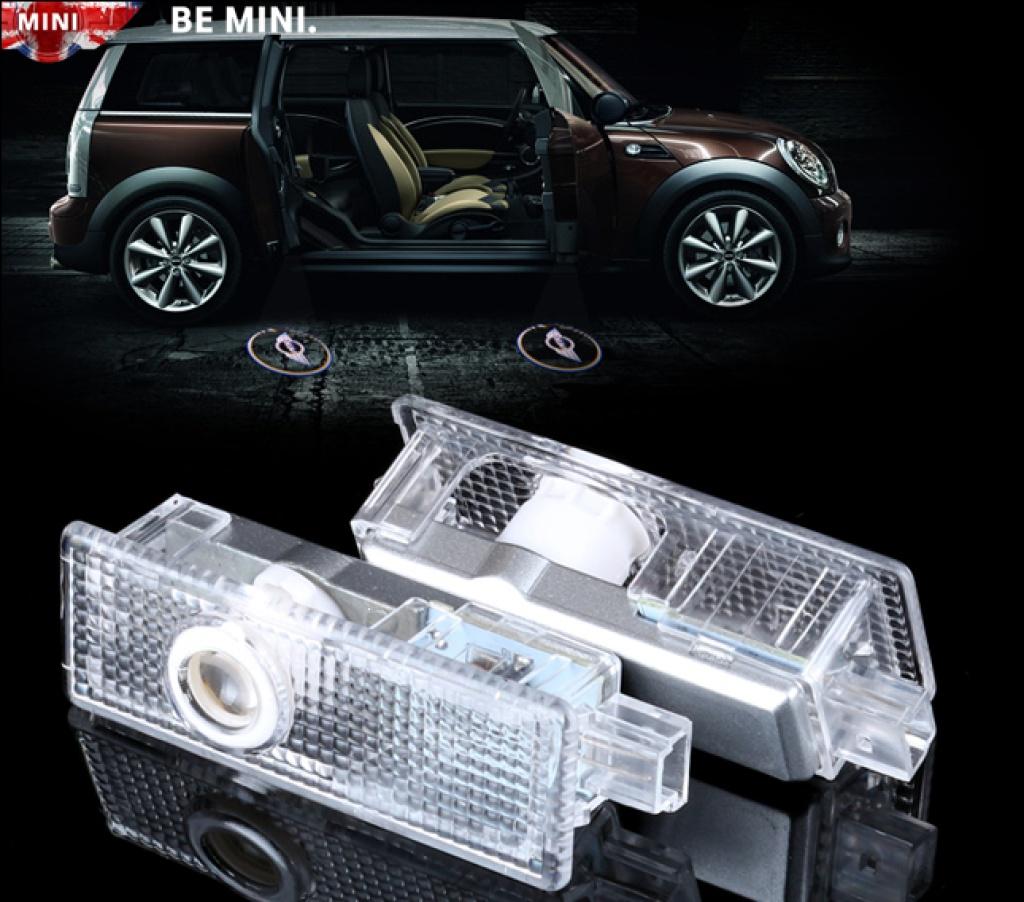 汽车,专车专用 车门 迎宾灯 led 投地灯 3d镭射灯