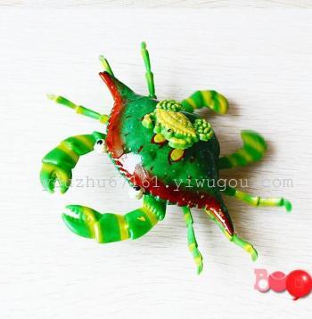 带磁螃蟹 摆设饰品