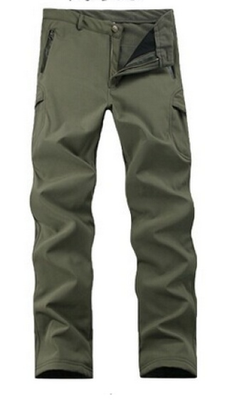 TAD outdoor windproof waterproof warm Gore-Tex soft shell pants hiking pants tactics factory outlet