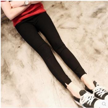2015 years outside the new leggings to wear high-waisted leggings women slim thin feet pencil pants