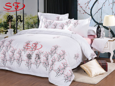 Where the luxury hotel supplies bedding individuality Hotel sheets Pillowcase
