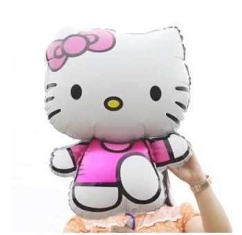 hello kitty running vest aluminum ball inflatable toys