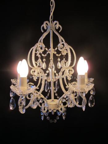 L54549 exquisite European-style pendant lamp bedroom bedroom rack-and-iron chandelier chandeliers wholesale