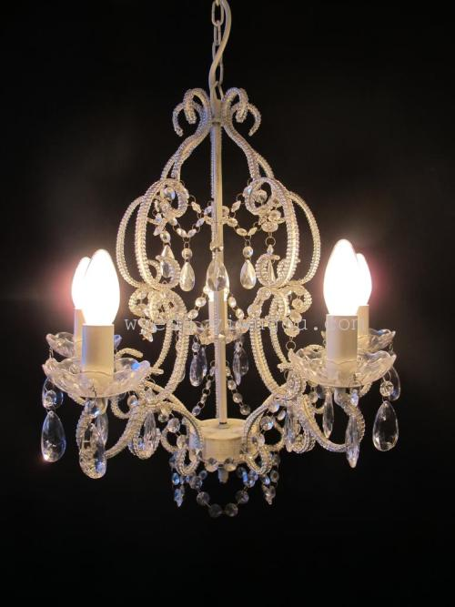 L54549 exquisite European-style pendant lamp bedroom bedroom rack-and-iron chandelier chandeliers wholesale