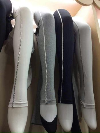 Cropped trousers, pants