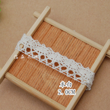 2.0CM stretch cotton lace socks / clothing accessories /diy