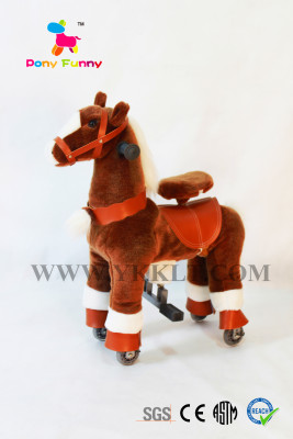 Supply Electric Toys Plush Toys Toys Wooden Horse Carriage Scooters