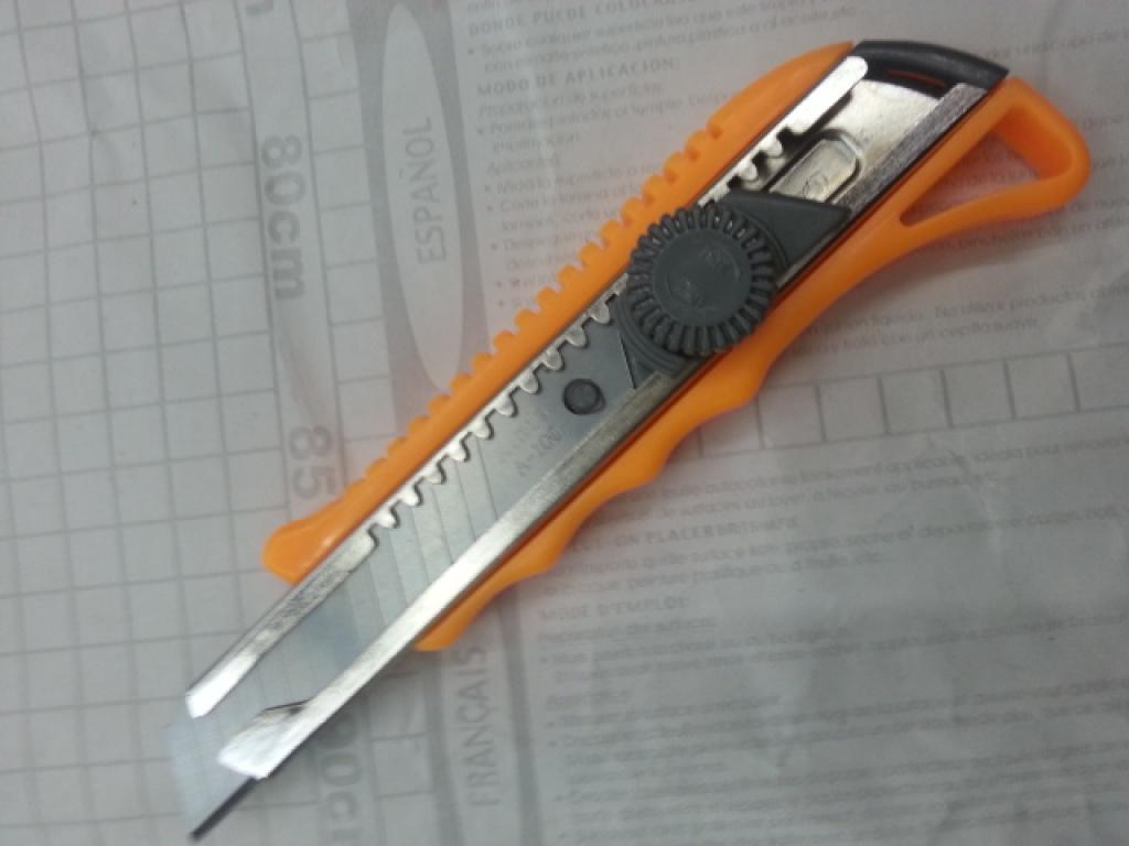 螺旋美工刀