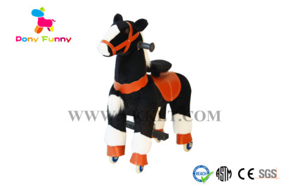 Plush toys electric toys Zhuge Trojan children's toys rocking chair toys horse
