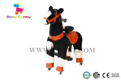 Plush toys electric toys Zhuge Trojan children's toys rocking chair toys horse
