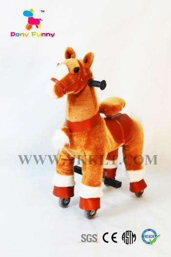 Toy Trojan Electric Toy Rocking Chair Plush Toy Zhuge Trojan