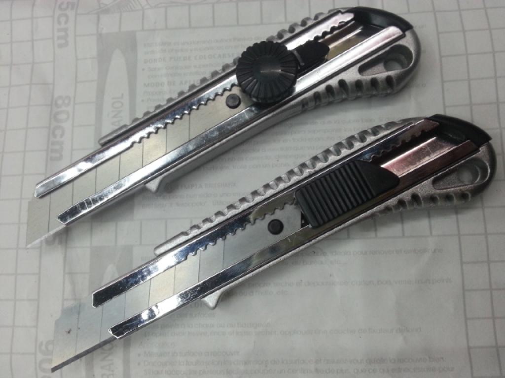 锌合金美工刀