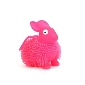 Fireball into Flash manufacturers selling children's Toys Plush rabbit ball daily