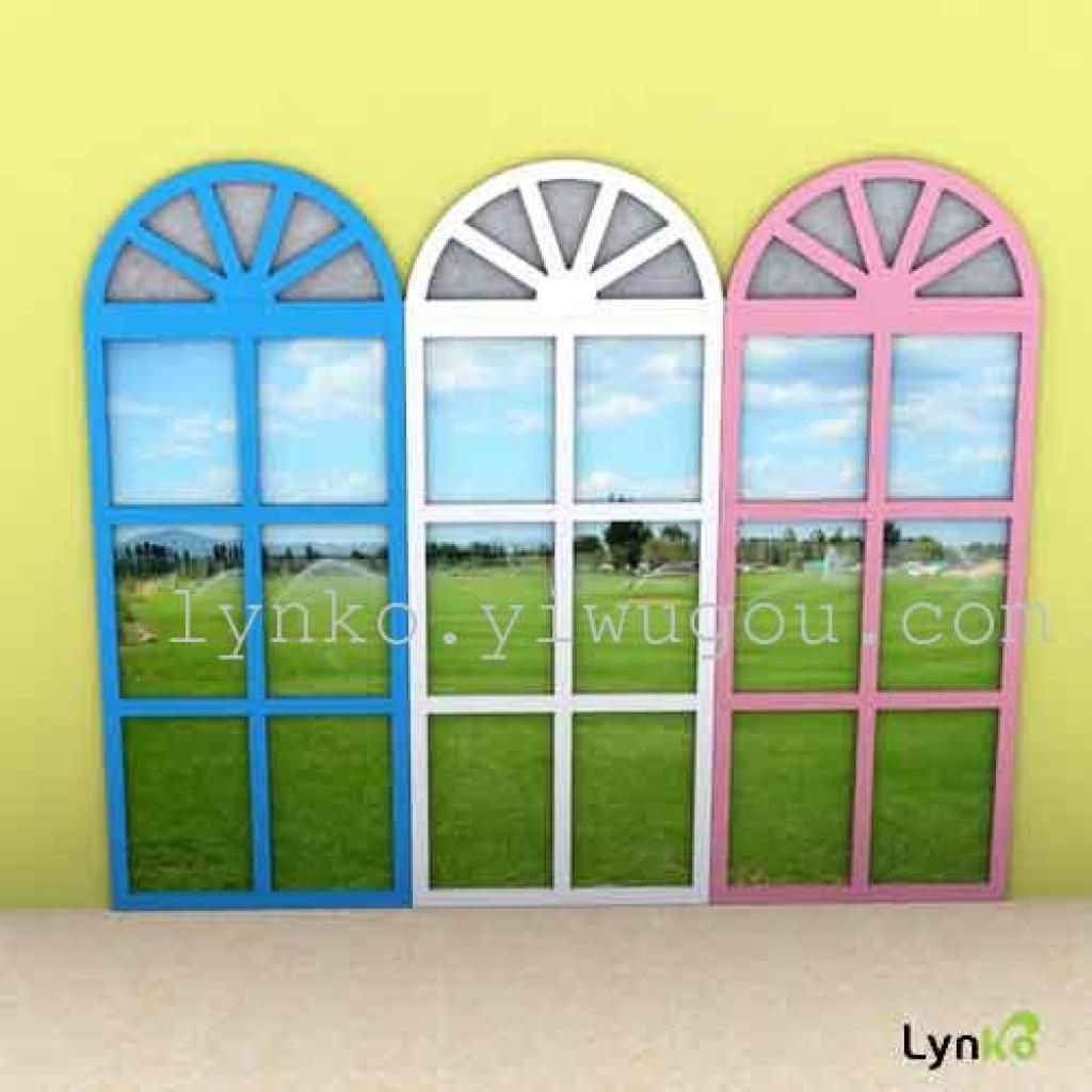幼儿园玻璃门装饰图_幼儿园元旦门窗,吊饰装饰图_手工小制作