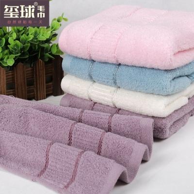 Pure beauty towel dry hair soft absorbent towel cotton towel cotton towel