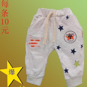 Boy pants. baby cotton pants. 0-5 summer slacks. slim cropped trousers.