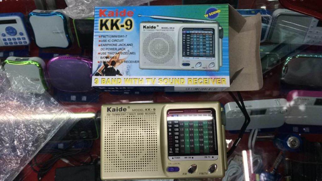 kk-9收音机
