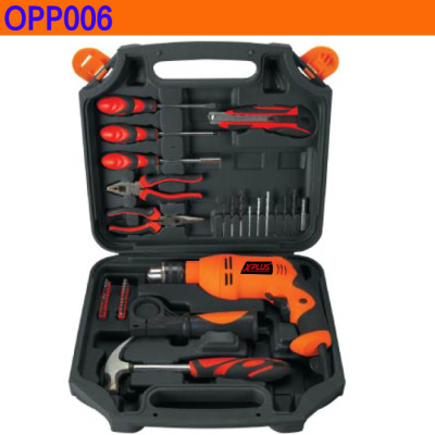 AC electric drill drilling tool set 36-piece set OPP006