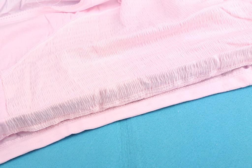 厂家供应 纯棉孕妇短裤 休闲时尚透气拖腹短裤