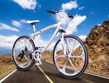自行车,山地车,宝马自行车