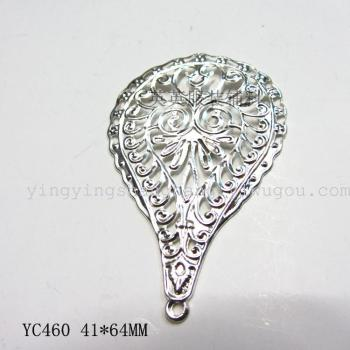 YC460 sheet metal crafts accessories European style iron ornaments