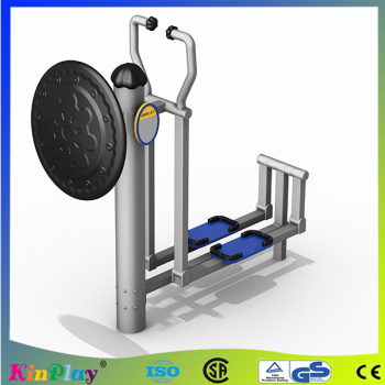 Outdoor fitness equipment manufacturers direct double walking machine