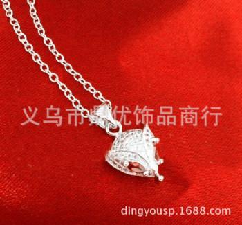 Топ 24K золото роскоши микро Вставка демона kaiyun циркон Кулон очарование Бижутерия дешево продажа