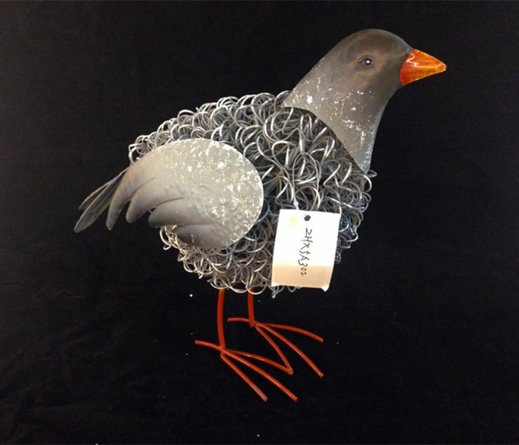 创意铁艺工艺品动物摆件
