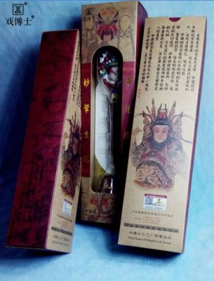 Tourism Crafts wholesale resin classical opera characters Facebook pen