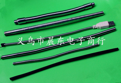 Direct manufacturers LED lighting metal hose hose hose type metal gooseneck lamp