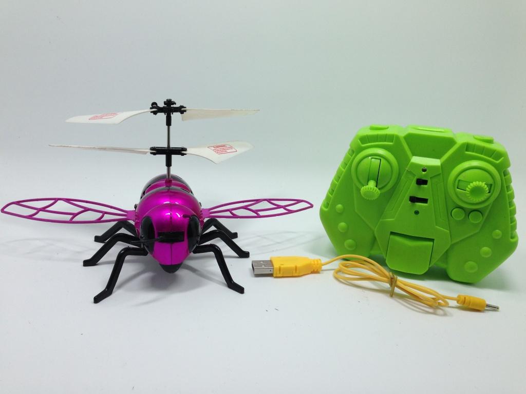 最新款智能遥控感应悬浮飞机