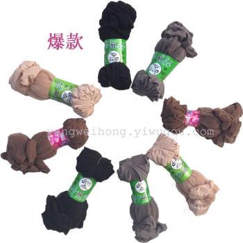 Ultra thin summer silk woman socks transparent crystals on the socks stall short stockings socks wholesale