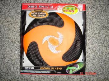 Plastic Frisbee. EVA Frisbee, Frisbee