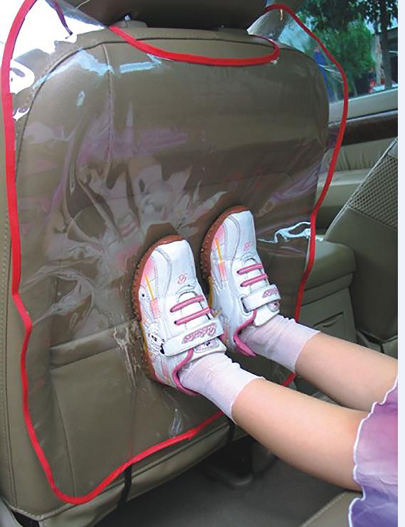 防止小孩子弄脏弄坏汽车座椅,魔术贴和松紧带设计使得安装拆卸简单