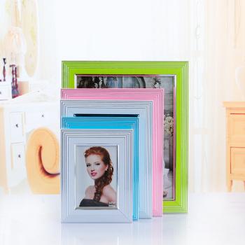 PVC plastic photo frames