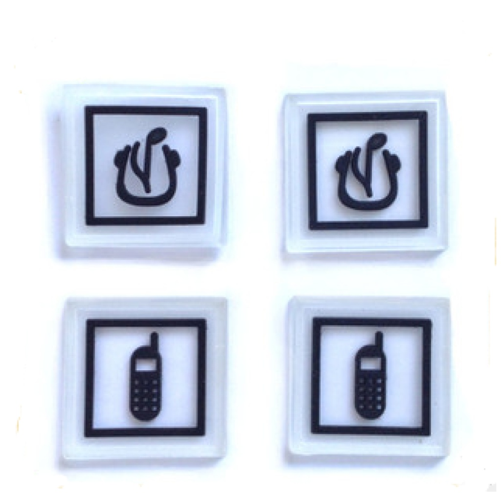 柔らかいシリコーン衣服接着剤塩ビ接着剤マイクロ射出成形ブランド接着剤章