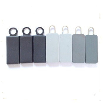 ソフト PVC プラスチック射出成形プラスチック バッグ子供ドレス ジッパー